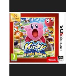 Kirby: Triple Deluxe - Select (3DS)