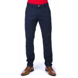 Gant pánské chino kalhoty 32/32 tmavě modrá