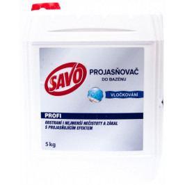 Produkt Savo Do Bazénu - Projasňovač 5 kg Bazénová chemie