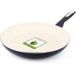 GreenPan Rio Black pánev 28 cm creme - II. jakost