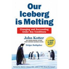Kotter John P.: Our Iceberg is Melting