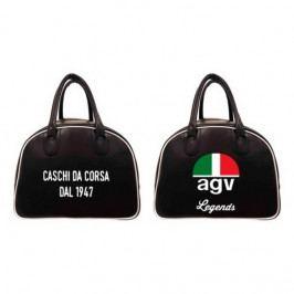 AGV kožená taška  Legends pro přilbu