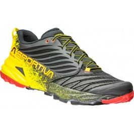 La Sportiva Akasha Black/Yellow 42