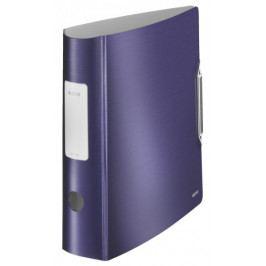 Mobilní pořadač Leitz 180° ACTIVE Style A4 8,2 cm titanově modrý