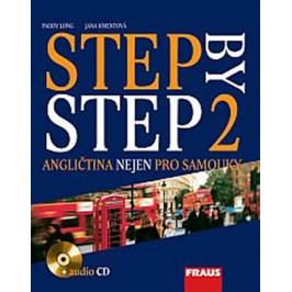 kolektiv autorů: Step by Step 2 - učebnice + CD