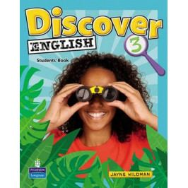 Wildman Jayne: Discover English 3 Student´s Book CZ