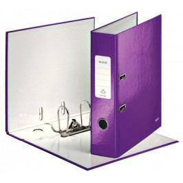 Pořadač pákový Leitz 180° WOW A4 7,5 cm purpurový