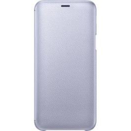 Samsung flipové pouzdro pro J6 2018, levandulová EF-WJ600CVEGWW