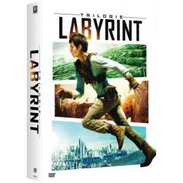Labyrint: Trilogie (3DVD)   - DVD
