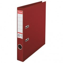 Pořadač pákový polypropylen Esselte No.1 POWER A4 5 cm bordó