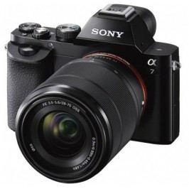 Sony Alpha 7 + 28-70 mm (ILCE7KB.CE) - II. jakost