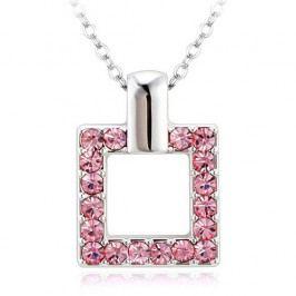 Vicca Náhrdelník Square Pink OI_107023_pink