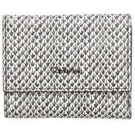 Calvin Klein Dámská peněženka Cosmopolitan Medium Trifold Sn Snake