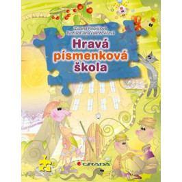 Pospíšilová Zuzana: Hravá písmenková škola