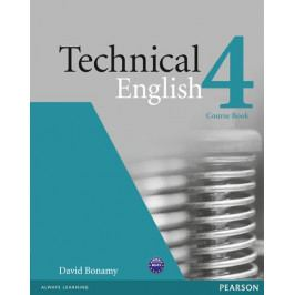 Bonamy David: Technical English  4 Coursebook