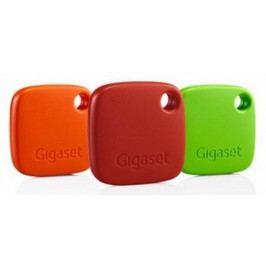 Gigaset Lokalizační čip G-Tag, 3 kusy, červený/oranžový/zelený - II. jakost