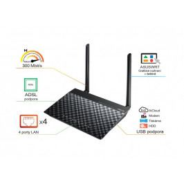 Asus DSL-N14U router - II. jakost