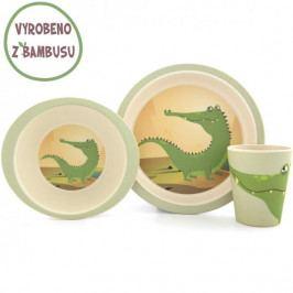 Yookidoo Yuunaa Sada nádobí - Krokodýl