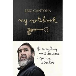 Cantona Eric: My Notebook