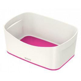 Box stolní Leitz MyBox bílý/růžový