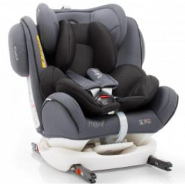 More Werdu Plus oboustraný isofix 2018, Anthra/Black