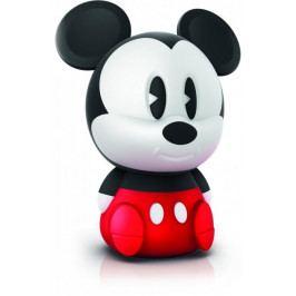 Philips Noční LED lampa Mickey Mouse 71883/32/PO na baterie - II. jakost