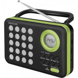 Sencor SRD 220 BGN (Black/Green) - II. jakost