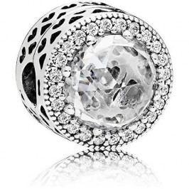 Pandora Luxusní stříbrný korálek 796239CZ stříbro 925/1000