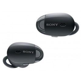 Sony WF-1000X, černé - II. jakost