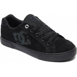DC Chelsea SE J Shoe 0Sb Black/Silver/Black 36,5