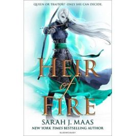 Maasová Sarah J.: Heir of Fire