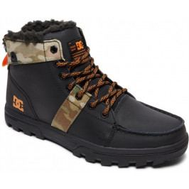 DC Woodland M Boot Kmi Black/Multi 42,5