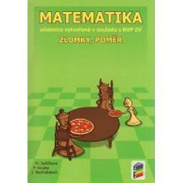 Matematika - Zlomky a poměr (učebnice)