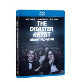 The Disaster Artist: Úžasný propadák    - Blu-ray