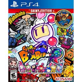 Super Bomberman R - Shiny Edition (PS4)