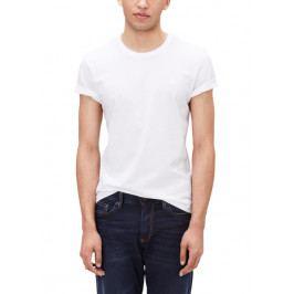 s.Oliver 2 pack pánských triček S bílá