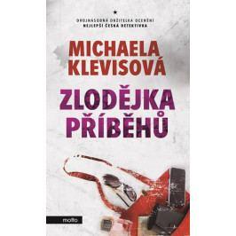 Klevisová Michaela: Zlodějka příběhů
