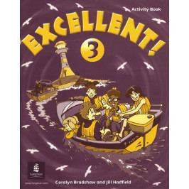 Hadfield Jill: Excellent 3 Activity Book