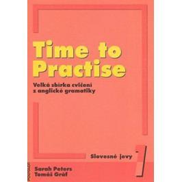 Peters Sarah, Gráf Tomáš: Time to Practise 1 Slovesné jevy