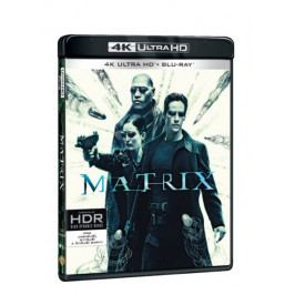 Matrix (3 disky: BD + UHD + bonusový disk) - Blu-ray + 4K ULTRA HD
