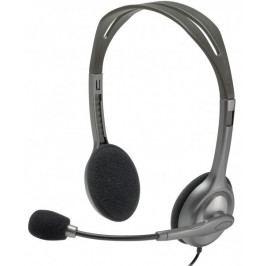 Logitech Stereo Headset H111 (981-000593) - II. jakost