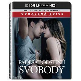 Padesát odstínů svobody (2 disky) - Blu-ray + 4K ULTRA HD