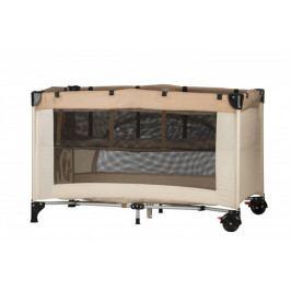 G-mini Lůžko vkládací pro cestovní postýlky 120x60cm šedá - II. jakost