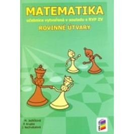 Matematika - Rovinné útvary (učebnice)