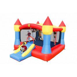 Produkt Belatrix Skákací hrad Belatrix XXL se sluneční clonou Dětské bazény a hračky