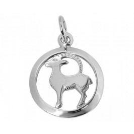 Brilio Silver Stříbrný přívěsek Kozoroh 441 001 00612 04 - 0,98 g stříbro 925/1000