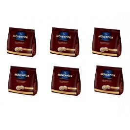 Produkt Mövenpick Pads šest balení 16x7g Káva