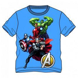 Disney by Arnetta chlapecké tričko Avengers 98 modrá