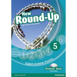 Evans Virginia: New Round Up Level 5 Students´ Book/CD-Rom Pack
