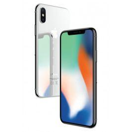 Apple iPhone X, 256 GB, stříbrný - II. jakost